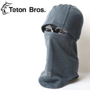 Teton Bros ティートンブロス Ponytail Balaclava TB173-71 【フェイスマスク/フェイスカバー/防寒/アウトドア】|snb-shop