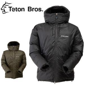 Teton Bros ティートンブロス Hybrid Down Hoody TB183-150 【アウトドア/ジャケット/アウター/ユニセックス】|snb-shop