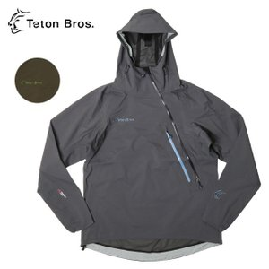 Teton Bros ティートンブロス Tsurugi Lite Jacket KB TB191-030 【フーディ/ジャケット/アウトドア/メンズ】|snb-shop