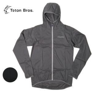 Teton Bros ティートンブロス Wind River Hoody TB191-200 【フーディ/パーカー/アウトドア/メンズ】|snb-shop