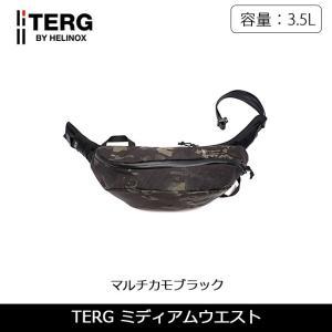 TERG/ターグ ミディアムウエスト 19930002039000 【カバン】ウエストバック バッグ|snb-shop