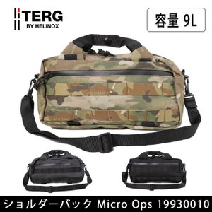 TERG/ターグ  ショルダーバック Micro Ops マイクロ Ops 19930010|snb-shop