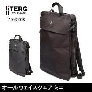 TERG/ターグ デイパック オールウェイスクエア ミニ 19930008|snb-shop