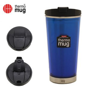 THERMO MUG/サーモマグ スプラッシュプルーフタンブラー SPLASH PROOF TUMBLER/BLUE|snb-shop