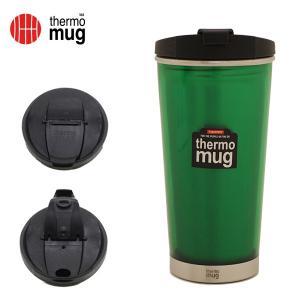THERMO MUG/サーモマグ スプラッシュプルーフタンブラー SPLASH PROOF TUMBLER/GREEN|snb-shop
