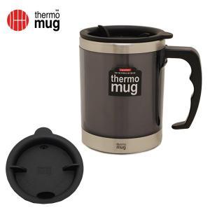 THERMO MUG/サーモマグ マグ MUG/CHARCOAL|snb-shop