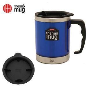 THERMO MUG/サーモマグ マグ MUG/BLUE|snb-shop