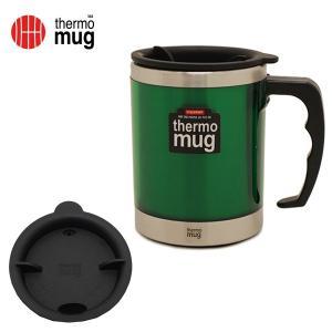 THERMO MUG/サーモマグ マグ MUG/GREEN|snb-shop