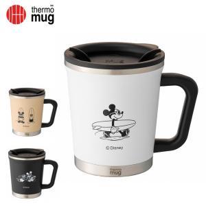THERMO MUG サーモマグ Surf Style Mickey Double mug DM-SSM 【マグカップ/タンブラー/アウトドア/キャンプ】|snb-shop