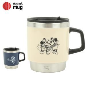 THERMO MUG サーモマグ Outdoor Mickey Stacking mug ST-OM 【マグカップ/タンブラー/アウトドア/キャンプ】|snb-shop