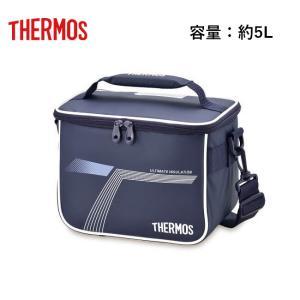 THERMOS サーモス ソフトクーラー 5L REI-0051 【クーラーボックス/保冷/アウトド...