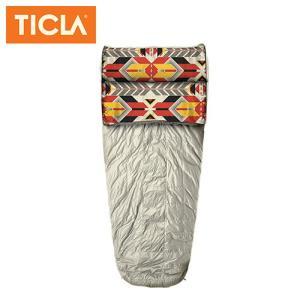 TICLA/ティクラ シュラフ ベシートL/オイスターグレー/シエスタ/19952003 アウトドア キャンプ snb-shop