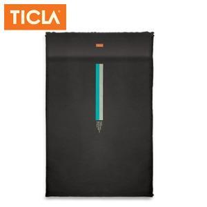 TICLA/ティクラ マット ツボダブル/パイレイトブラック/19952011 アウトドア キャンプ snb-shop