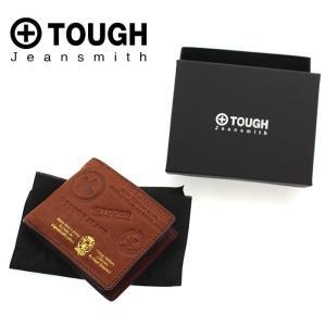 タフ TOUGH タフ 財布 タフ 二つ折り 財布  TOUGH GOLDEN STAMPS タフ 財布 ゴールデンスタンプス タフ 財布 68512 tough-002|snb-shop