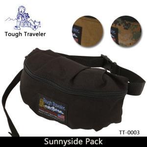 Tough Traveler タフトラベラー ウエストポーチ Sunnyside Pack (サニーサイドパック) TT-0003【メール便・代引不可】|snb-shop