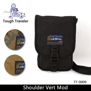 Tough Traveler タフトラベラー ショルダーバッグ Shoulder Vert Mod (ショルダー ヴァート) TT-0009【メール便・代引不可】|snb-shop