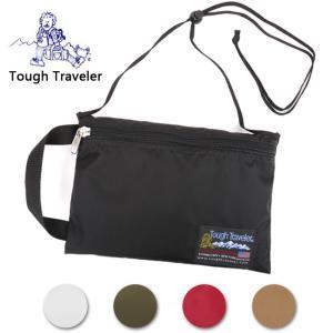 Tough Traveler タフトラベラー ショルダー Zip pouch Cord & Handle TT-0015 【カバン】【メール便・代引不可】|snb-shop