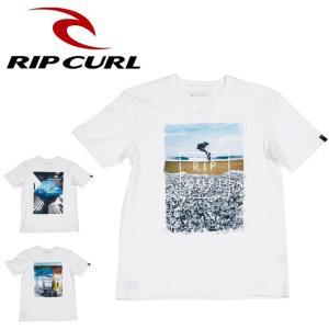 リップカール RIP CURL Tシャツ GOOD DAY BAD DAY S/SL TEE U01-204 【服】【t-cnr】【メール便・代引き不可】|snb-shop