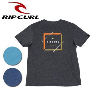 リップカール RIP CURL Tシャツ DIVIDER HEATHER TEE U01-214 【服】【t-cnr】【メール便・代引不可】|snb-shop