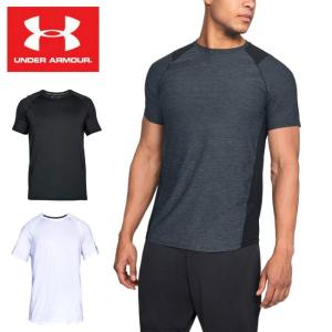 UNDER ARMOUR アンダーアーマー UA MK-1ショートスリーブ 1306428 【Tシャツ/トレーニング/メンズ/アウトドア】【メール便・代引不可】|snb-shop