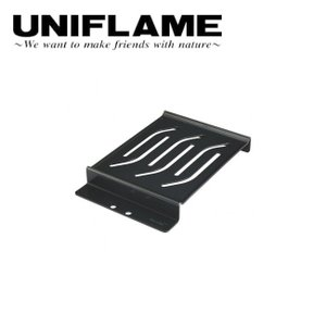 UNIFLAME ユニフレーム ユニセラ鉄板スリット 615263 【アウトドア/キャンプ/バーベキ...