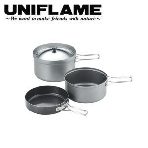 ユニフレーム UNIFLAME ごはんクッカープラス/667613 【UNI-YAMA】