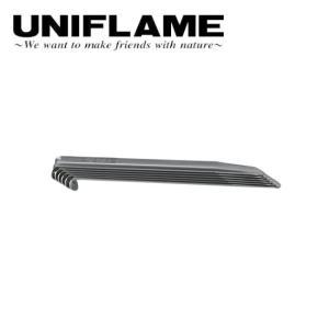 ユニフレーム UNIFLAME ステンレスペグ 6本セット/681534 【UNI-TENT】|snb-shop