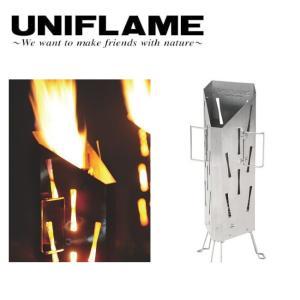 ユニフレーム UNIFLAME UFファイアポット 682968 【アウトドア/キャンプ/バーべキュ...