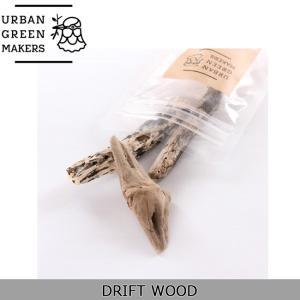 Urban Green Makers/アーバングリーンメーカーズ  DRIFTWOOD(ドリフトウッド) /観葉植物 インテリア 【雑貨】|snb-shop