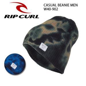 リップカール RIP CURL   ビーニー CASUAL BEANIE MEN W40-902 【スノー雑貨】【メール便・代引不可】|snb-shop