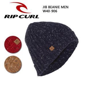 リップカール RIP CURL   ビーニー JIB BEANIE MEN W40-906 【スノー雑貨】【メール便・代引不可】|snb-shop