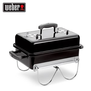 Weber ウェーバー チャコールゴーエニィウェアーグリル 12912004 121008 日本正規品 ゴーエニーウェア|snb-shop