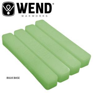 WEND/ウェンド ワックス BULK/BASE|snb-shop