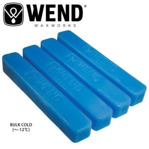 WEND/ウェンド ワックス BULK/COLD|snb-shop