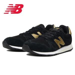 new balance ニューバランス WL520GDB BLACK  【ワイズ:B】 WL520GDB 【スニーカー/シューズ/アウトドア/ レディース/日本正規品】|snb-shop
