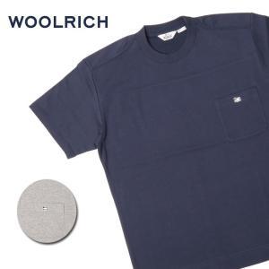 WOOL RICH ウールリッチ M STANDARD S/S TEE NOTEE1801 【アウトドア/Tシャツ】|snb-shop