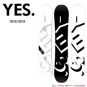 2019 YES. イエス BASIC 【板/スノーボード/日本正規品】 snb-shop