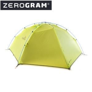 ZEROGRAM ゼログラム El chalten 2P Tent 【テント/日よけ/アウトドア/キャンプ】 snb-shop