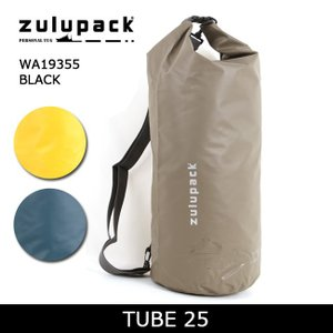 zulupack ズールーパック TUBE 25 チューブバッグ WA19355  【カバン】ダッフルバッグ サンドバッグ デイパック 防水 アウトドア|snb-shop