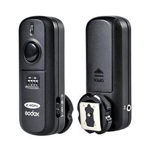 「商品情報」 GODOX FC-16トリガーは2.4GHzのワイヤレスリモートシステムを採用しており...