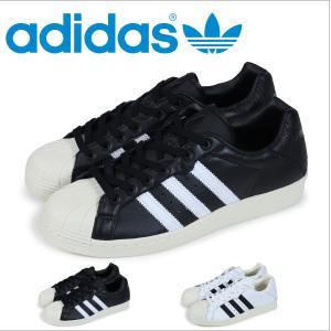 アディダス ウルトラスター スニーカー adidas originals メンズ ULTRASTAR 80S BB0171 BB0172 靴 ホワイト ブラック|sneak