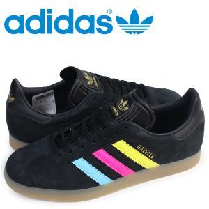 アディダス ガッツレー adidas originals スニーカー ガゼル GAZELLE メンズ BB5251 靴 ブラック|sneak