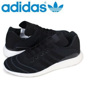 アディダス スケートボーディング ブセニッツ adidas skateboarding スニーカー BUSENITZ BOOST PRIMEKNIT メンズ BB8375 靴 ブラック|sneak