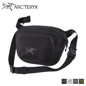 ARCTERYX アークテリクス ショルダーバッグ ウエストバッグ バッグ マカ メンズ レディース 1.75L MAKA WAISTPACK ブラック グレー オリーブ 黒 17171