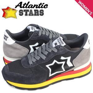 アトランティックスターズ レディース スニーカー Atlantic STARS ベガ VEGA AB 89B 靴 ネイビー|sneak