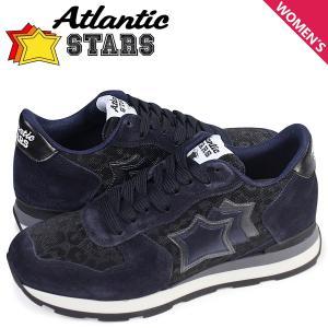 アトランティックスターズ レディース スニーカー Atlantic STARS ベガ VEGA ANY 81N 靴 ネイビー|sneak