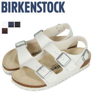 ビルケンシュトック BIRKENSTOCK ミラノ メンズ レディース MILANO ビルケン サンダル 細幅 普通幅 シンセティックレザー|sneak