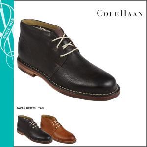 コールハーン Cole Haan グレン チャッカ ブーツ GLENN CHUKKA Mワイズ レザー メンズ C13188 C13189 2カラー sneak
