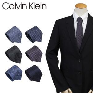 カルバンクライン Calvin Klein ネクタイ シルク メンズ CK ビジネス 結婚式