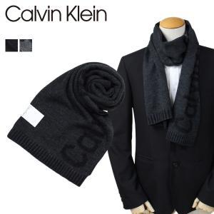 カルバンクライン マフラー メンズ Calvin Klein CK ビジネス カジュアル HKC73605 sneak